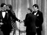 Winning the Tony Award