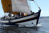 O'abandonado, un Galeao, bateau de pêche de Setubal, village de pêcheur portugais