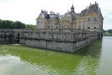 Visite du château de Vaux le Vicomte en juin 2008