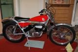 Expo au Touquet de motos anciennes de l'association Rétro Motos Cycles de l'Est