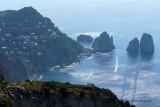 Vacances sur l'île de Capri - Découverte du Monte Solaro par le télésiège