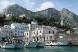 Vacances sur l'île de Capri - Le tour de l'île en bateau