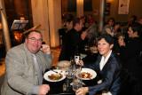 Réveillon de la Saint Sylvestre au restaurant italien parisien Impro'Vista