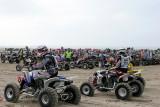 Le Quaduro 2010 - Course d'endurance de 500 quads sur la plage du Touquet