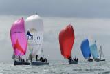 Spi Ouest France Bouygues Telecom 2010 - Régates du lundi 5 avril