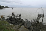 Balade le long de la côte rocheuse à l'estuaire de la ria de Pornic