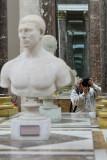Autoportrait au musée du Louvre !