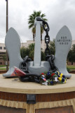 USS Arizona Anchor