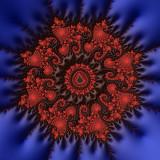 Mandelbrot starfish