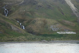 Cemetry, including Shackleton's grave