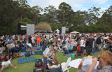 Waiting for the Leeuwin concert to start