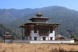 The sumptuous Zangtog Pelri Lhakang