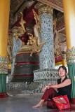 Lisa by the Maha Tissada bell