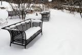 Gardens At Winter, Butterfly Conservatory, Niagara Falls, Canada
