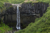Basalt and water