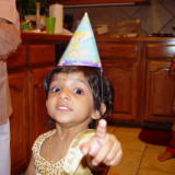 Uma's Second Birthday in Dallas