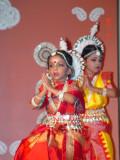 Uma and Abhipsa perform....