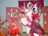 Odissi Dance invoking the Gayatri Mantra.