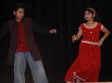 Priyanka and Hullor do their thing.