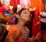 Uma's 4th Birthday Celebration in Dallas, June 2004