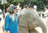 Andy and Sanchita's Honeymoon in Thailand, Hong Kong and Singapore, 1992
