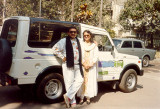 Memories of Bombay and Vacation in Goa, 1995-96