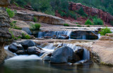 Slide Rock State Park, Oak Creek Canyon, Sedona