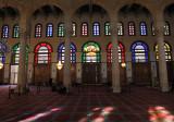 Umayyad Temple interior prayer hall 2.jpg