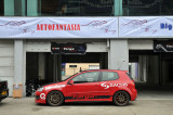 SACHS SRE Coilover Tested at ZIC Track Day on 2010-01-09