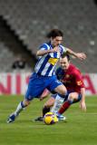 COPA DEL REI RCD ESPANYOL-FC BARCELONA 21-01-2009