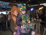Cowboy Mardi Gras at Bandera Texas  February 6, 2010