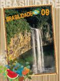 capa caderno Jandaia coleção 2009