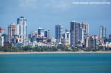 vista da cidade a partir do Farol do Cabo Branco  9341