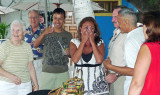 Yvonne's Farewell Party