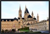 Abbaye aux Hommes, CAEN, Normandie