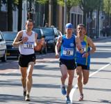 Posno Sport halve marathon 2010 en Trialon, 18 april 2010
