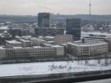 Vilnius view from Reval hotel