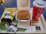 Reykjavik metro burger formerly Mcdonalds