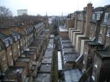 London Norfolk Towers hotel room view