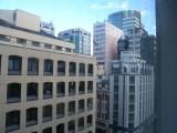 Wellington Ibis hotel room view