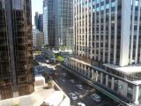 Wellington Ibis hotel view from corridor