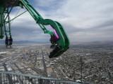 Las Vegas Stratosphere thrill ride