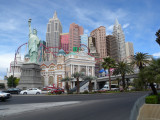 Las Vegas NYNY casino