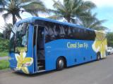 Nadi to Suva bus pitstop