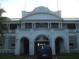 Suva disused Grand Pacific Hotel