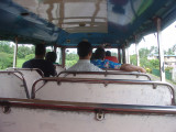 Returning to Suva from Nausori