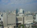 Bangkok royal benja hotel corridor view