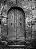 Doorway , Montepulciano,Italy
