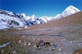 Pin Parbati high camp