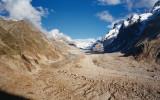 Tos glacier East arm